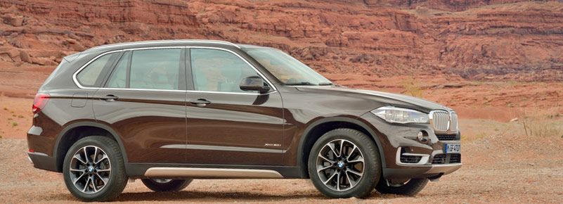 Take The 2016 Bmw X5 Off Road In Ky Bmw Of Louisville